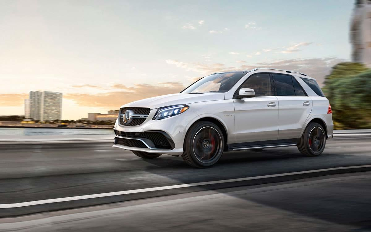 2017 mercedes benz gle mercedes benz of beverly hills for Beverly hills mercedes benz service