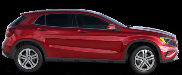 GLA 250 4MATIC<sup>®</sup> SUV