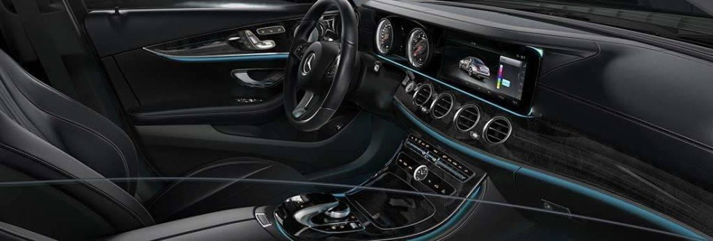 What Does The New 2017 Mercedes Benz E Class Interior Look