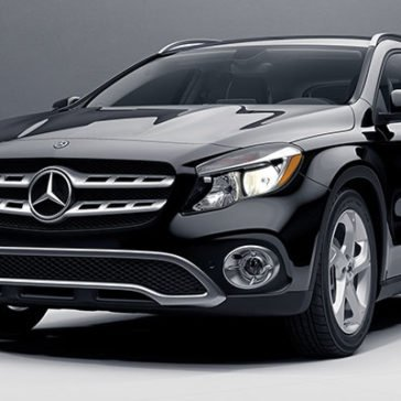 2018 MB GLA Black