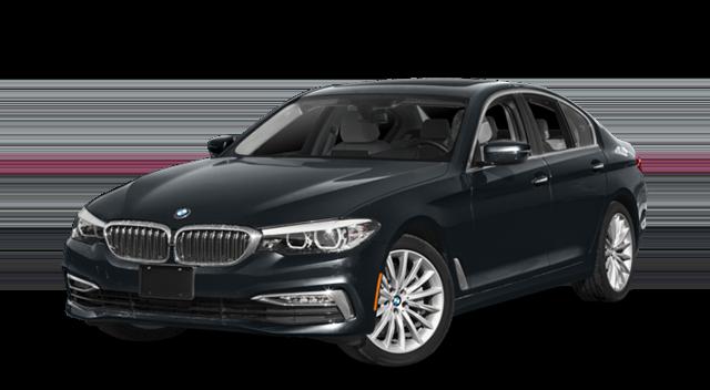 2018 BMW 5 Black