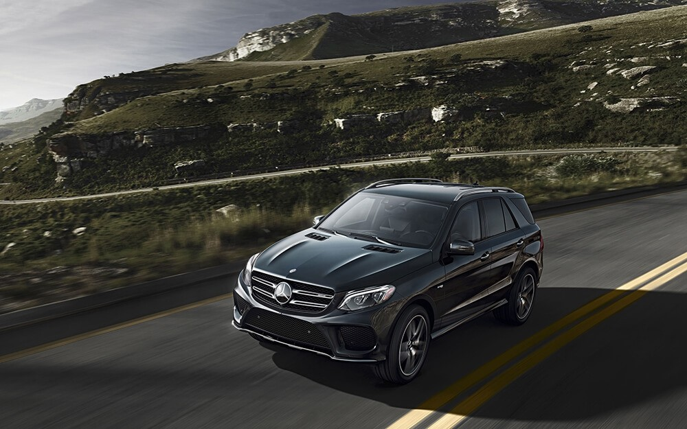 2018 GLE Driving