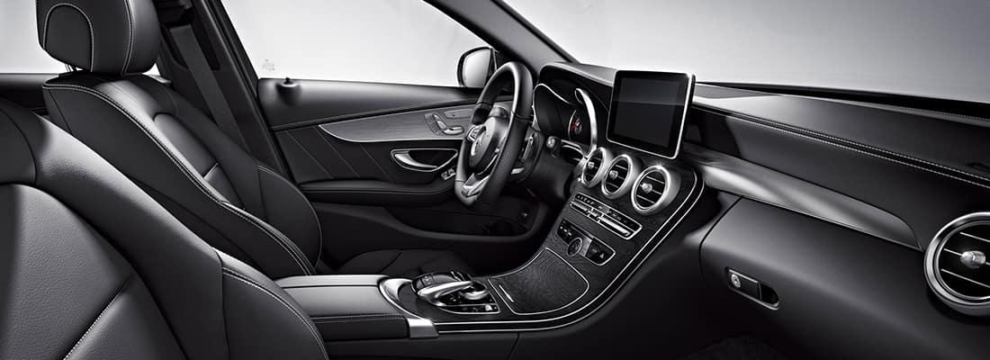 2018 Mercedes Benz C Class Interior Features Details