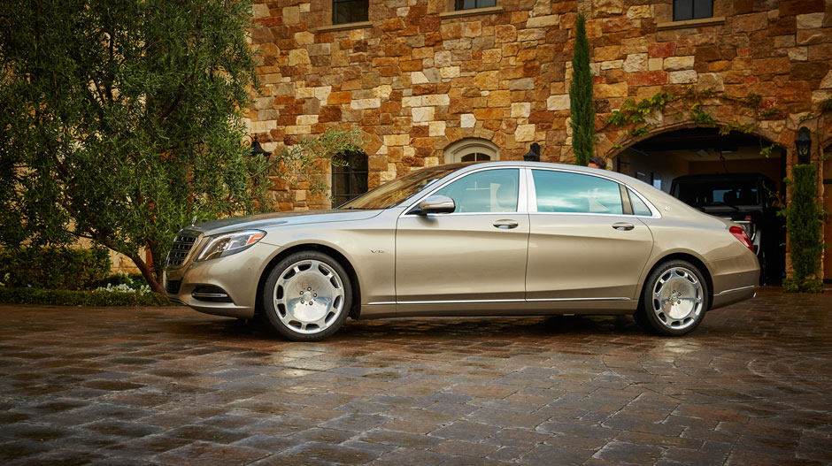 Ultra posh and powerful 2016 mercedes maybach s600 for Mercedes benz boerne service