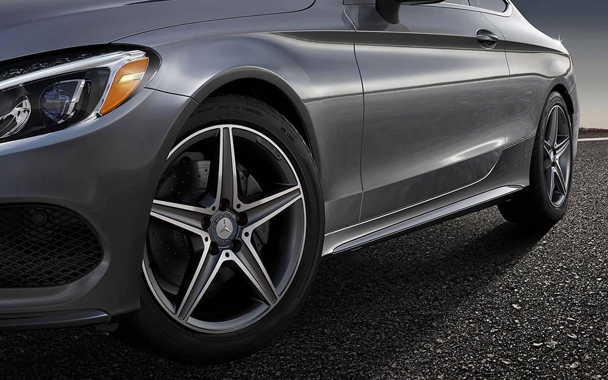2017-C300-Coupe-Sport Wheel
