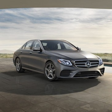 2018 Mercedes-Benz E Class E300 Sedan