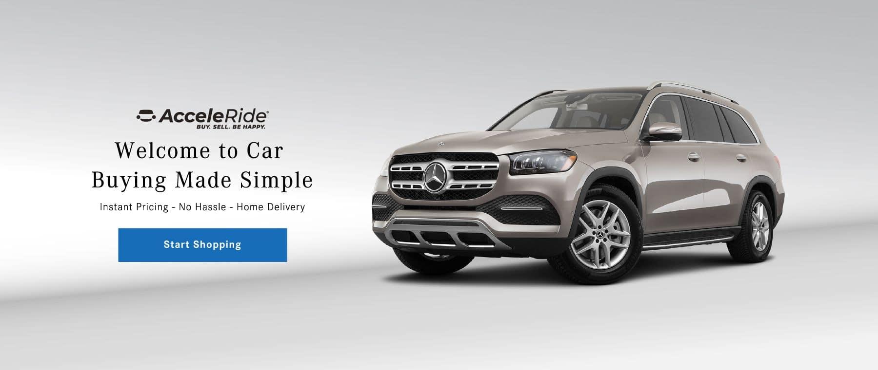 acceleride homepage