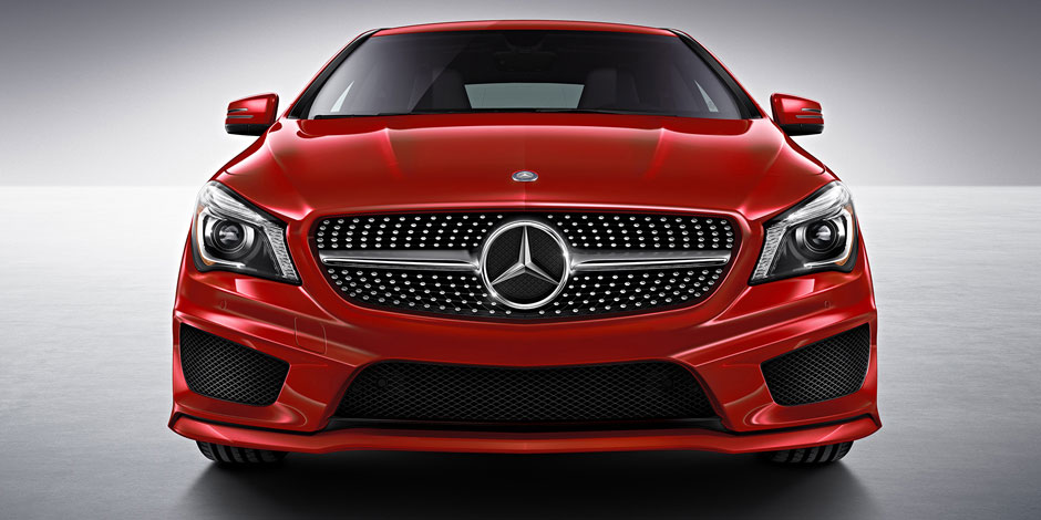 Scope this striking sedan 2015 mercedes benz cla class for Mercedes benz of clear lake