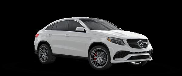 AMG<sup>®</sup> GLE 63 S Coupe