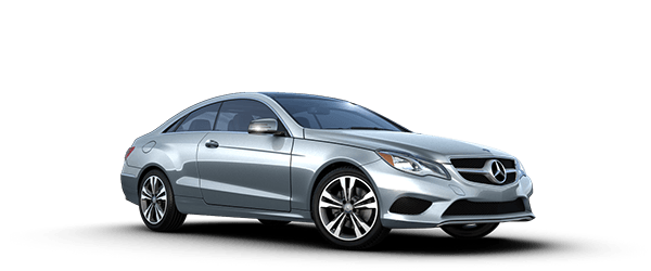 E 400 4MATIC<sup>®</sup> Coupe