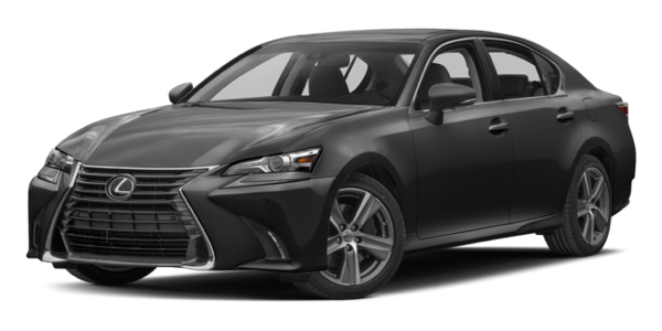 2017 Lexus GS 350 white background