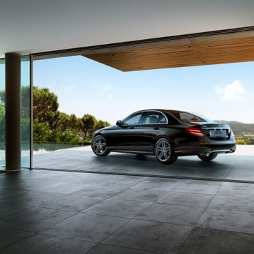 2018 Mercedes-Benz E-Class Gallery