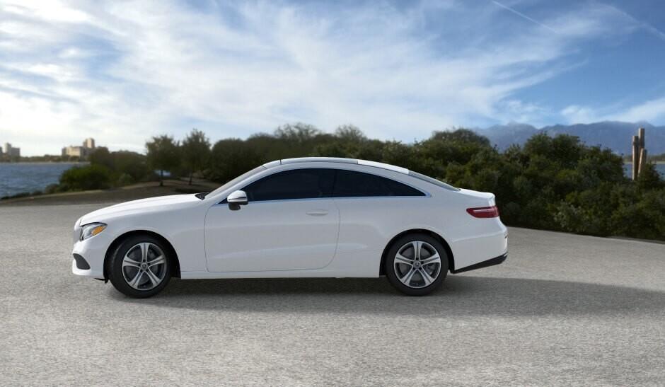 2018 Mercedes-Benz E-Class Profile View