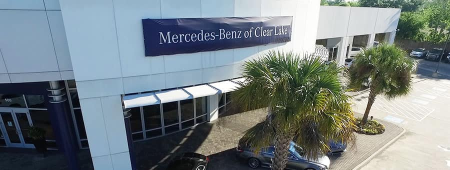 Mercedes-Benz of Clear Lake dealership near Alvin TX