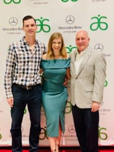 Arbonne Regional Vice President Rides in Style