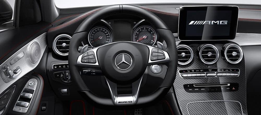 2018 Mercedes Benz Glc Interior Mercedes Benz Of Escondido