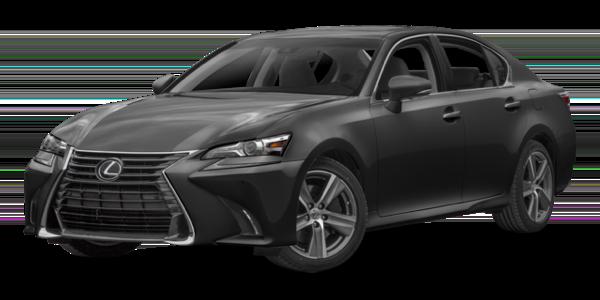 2017 Lexus GS 350 white background