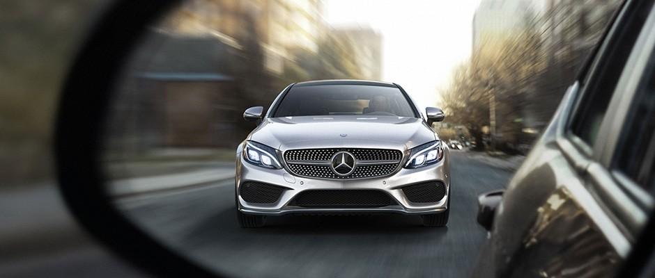 C-Class Coupe Performance
