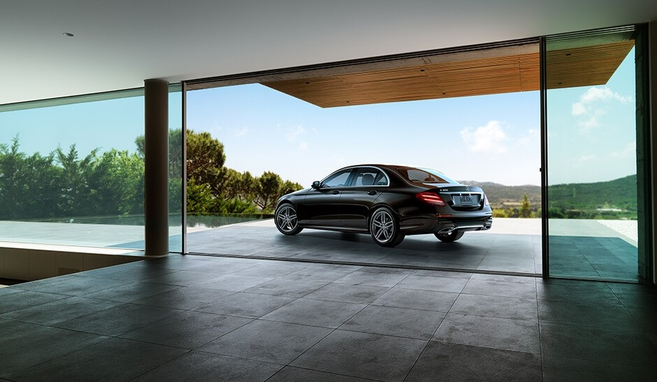 2018 Mercedes-Benz E Class Sedan Exterior