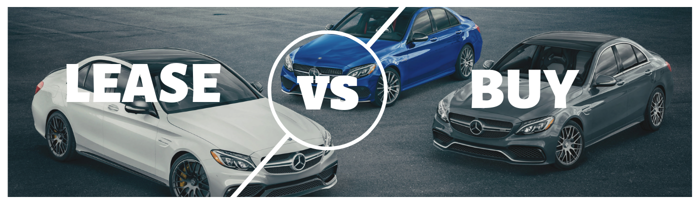 mercedes-benz lease vs buy