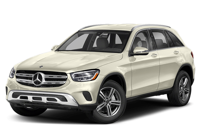 2020 MB GLC White