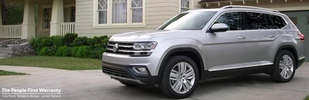 volkswagen vw atlas  fort worth dallas tx