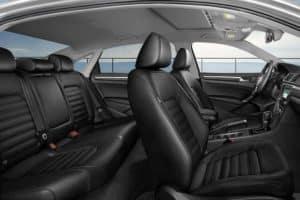 2019 Volkswagen Passat Interior Comfort