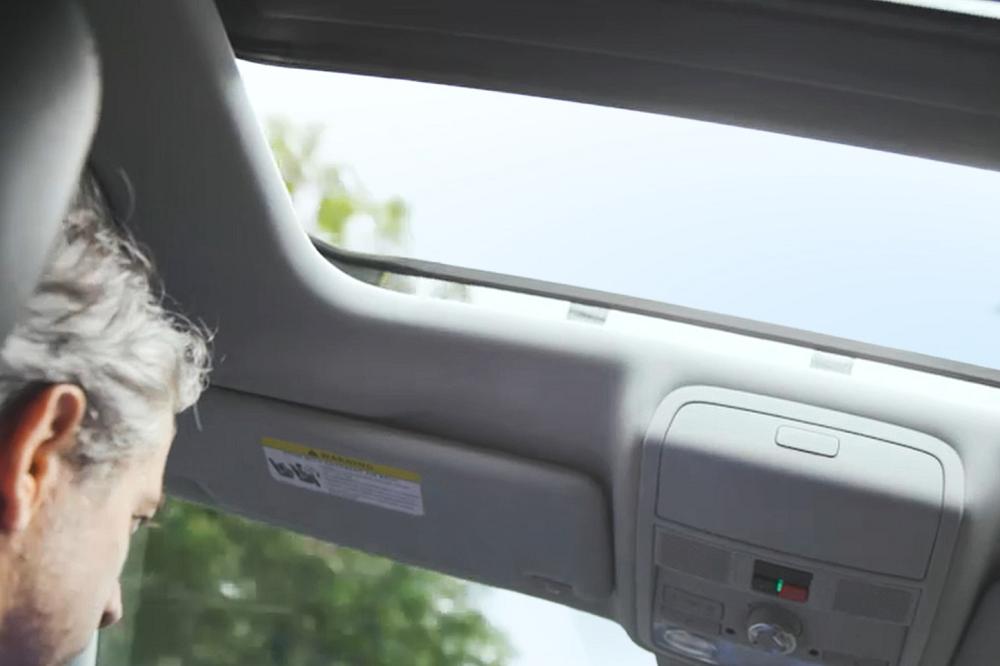 2018 Volkswagen Passat Sunroof