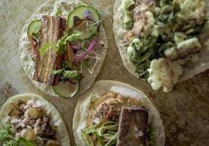Resident Taqueria Tacos