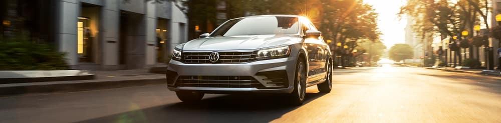 VW Passat Dimensions