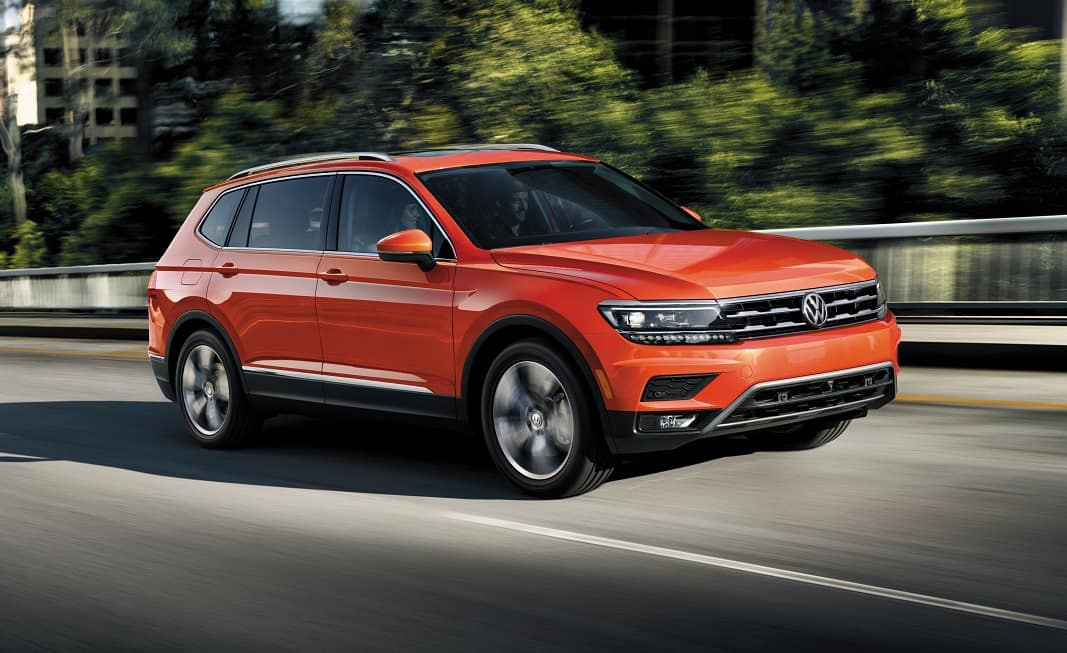 VW Tiguan Leasing Dallas TX