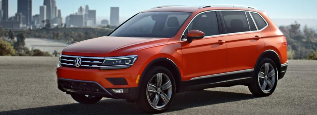 VW Tiguan Lease Deals