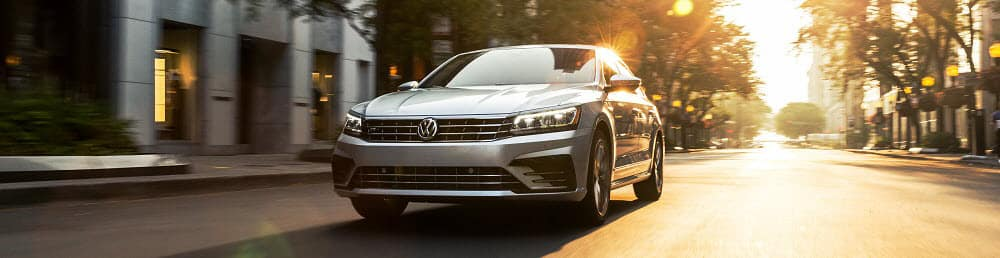 2019 VW Passat near Dallas TX