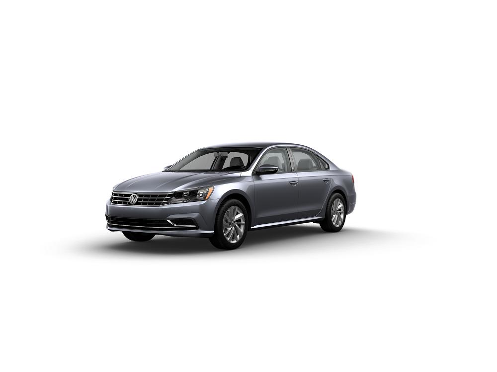 2019 Volkswagen Passat Wolfsburg Platinum Gray Metallic