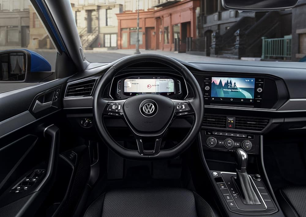 2019 Volkswagen Jetta Interior Technology