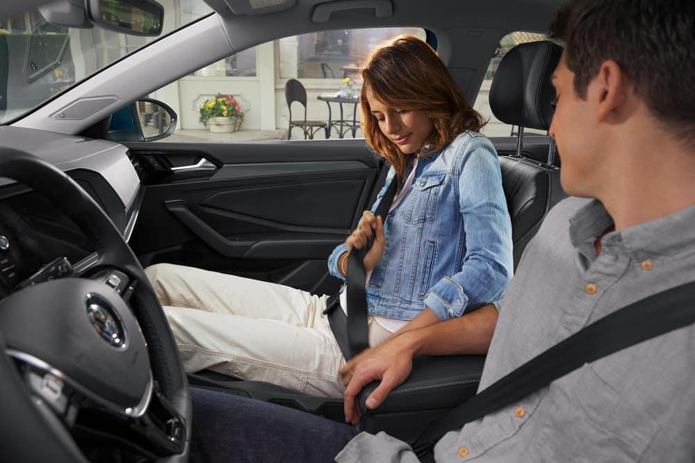 Volkswagen Jetta Interior Dimensions