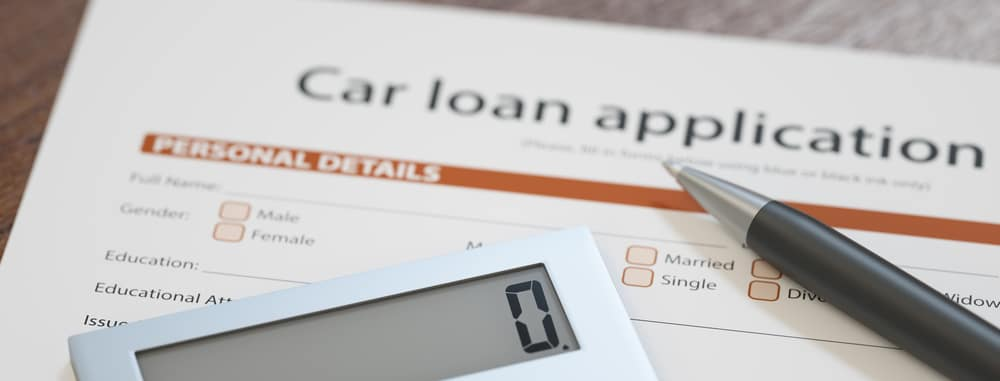 Applying for a Car Loan Dallas Texas