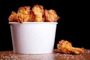 Fried Chicken near Dallas, TX