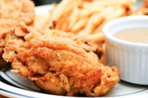 Fried Chicken Meal near Dallas, TX