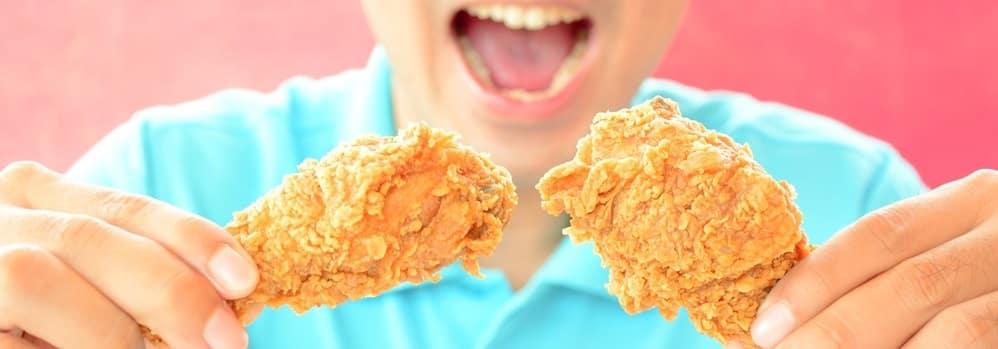 Best Fried Chicken near Dallas, TX