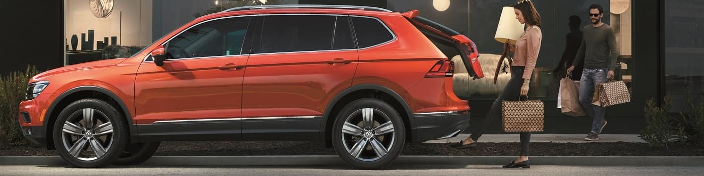 Volkswagen Tiguan for Sale near Dallas, TX