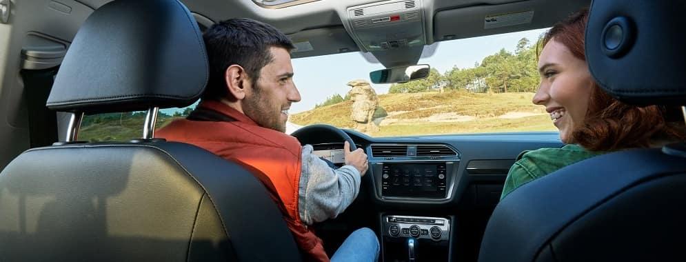 VW Tiguan Adaptive Cruise Control
