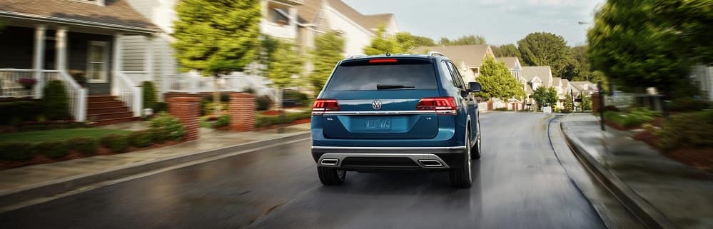 Volkswagen Atlas Safety Features