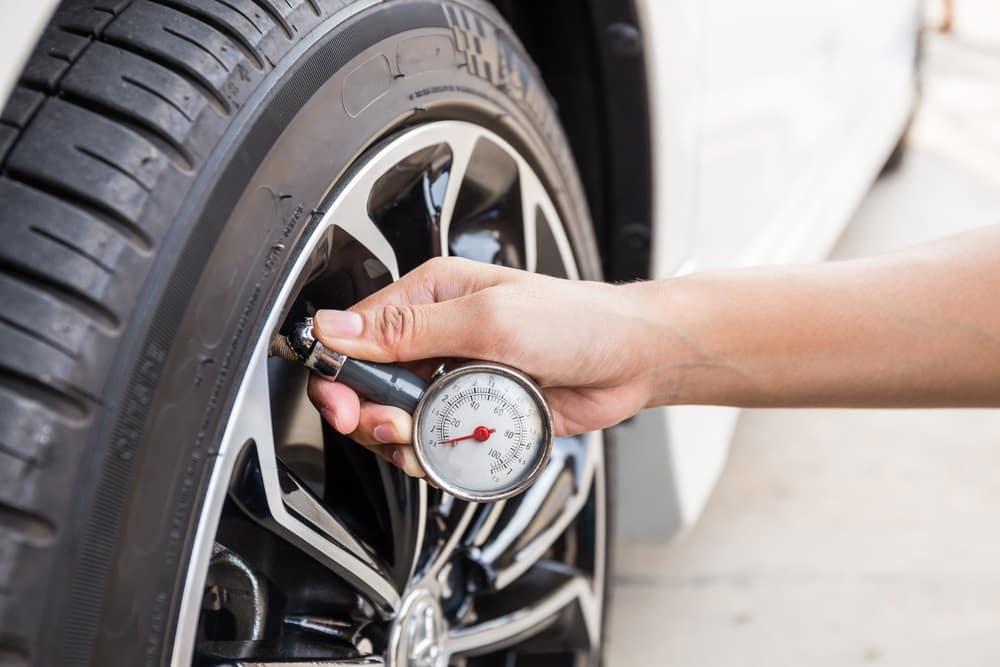 VW Tire Service