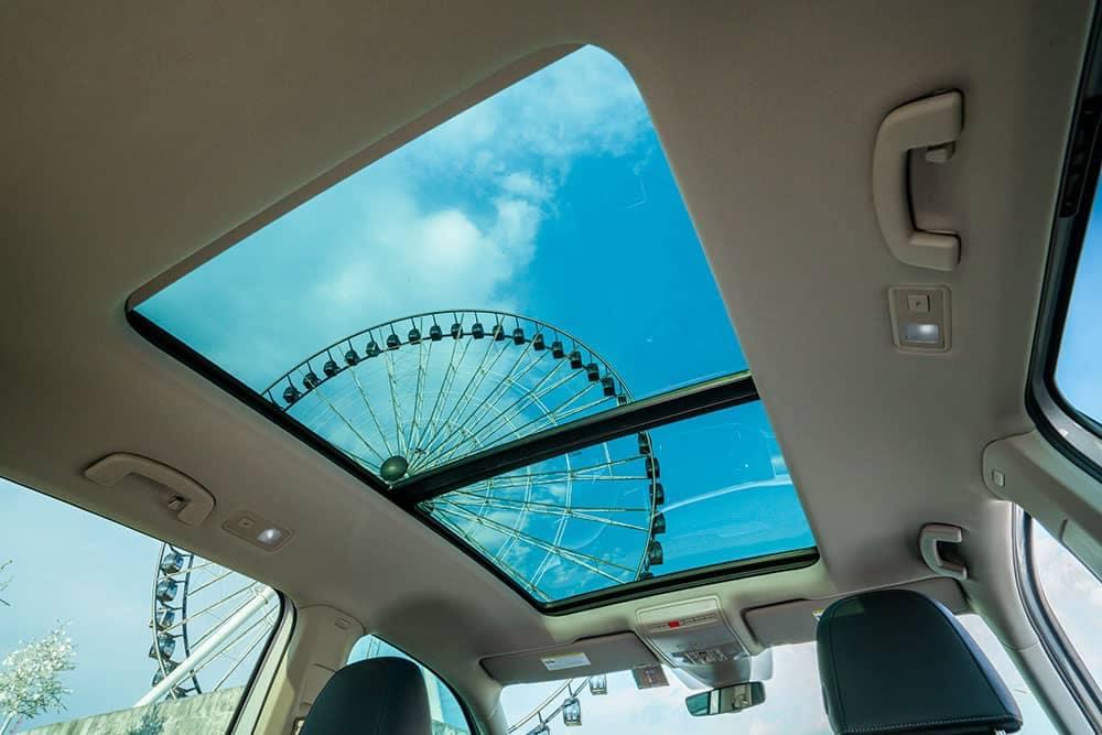 2019 VW Atlas Sunroof
