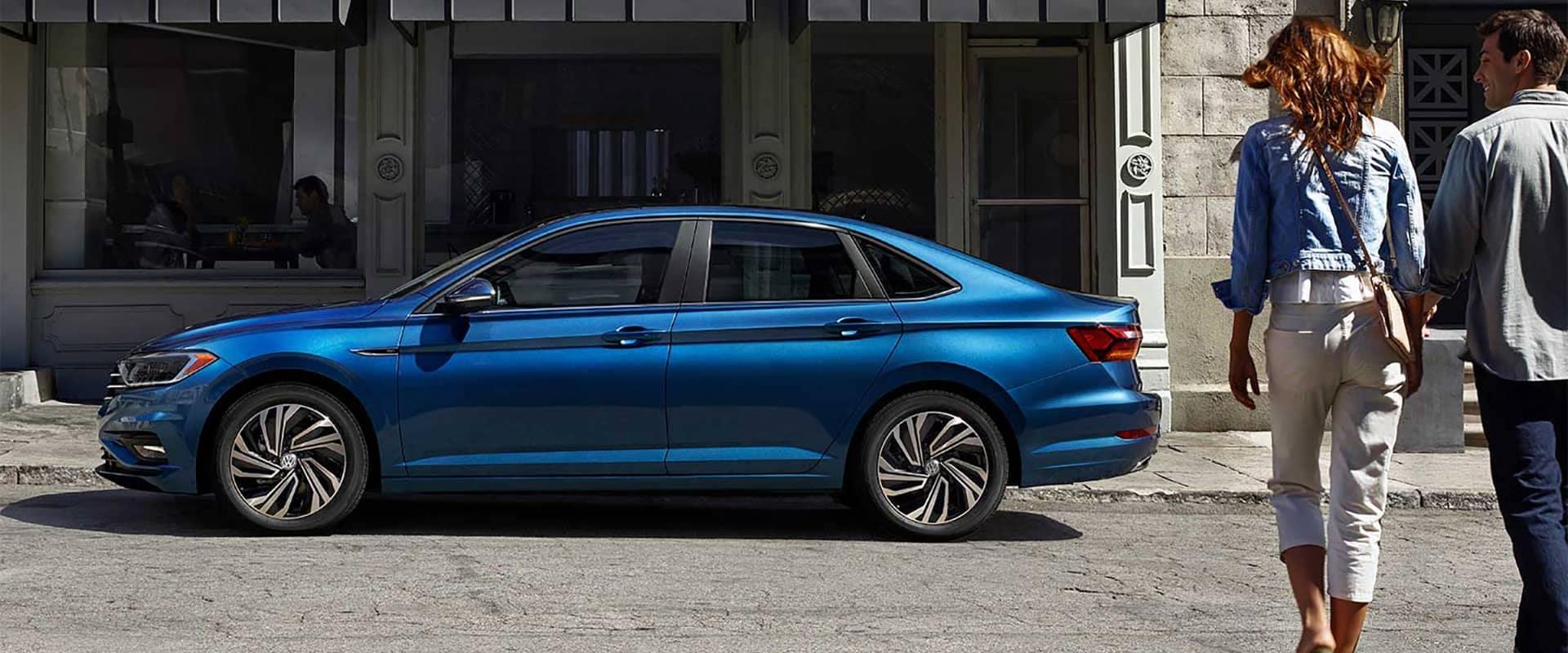 2019 VW Jetta Side View