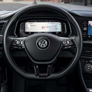 2019 VW Jetta Steering Wheel
