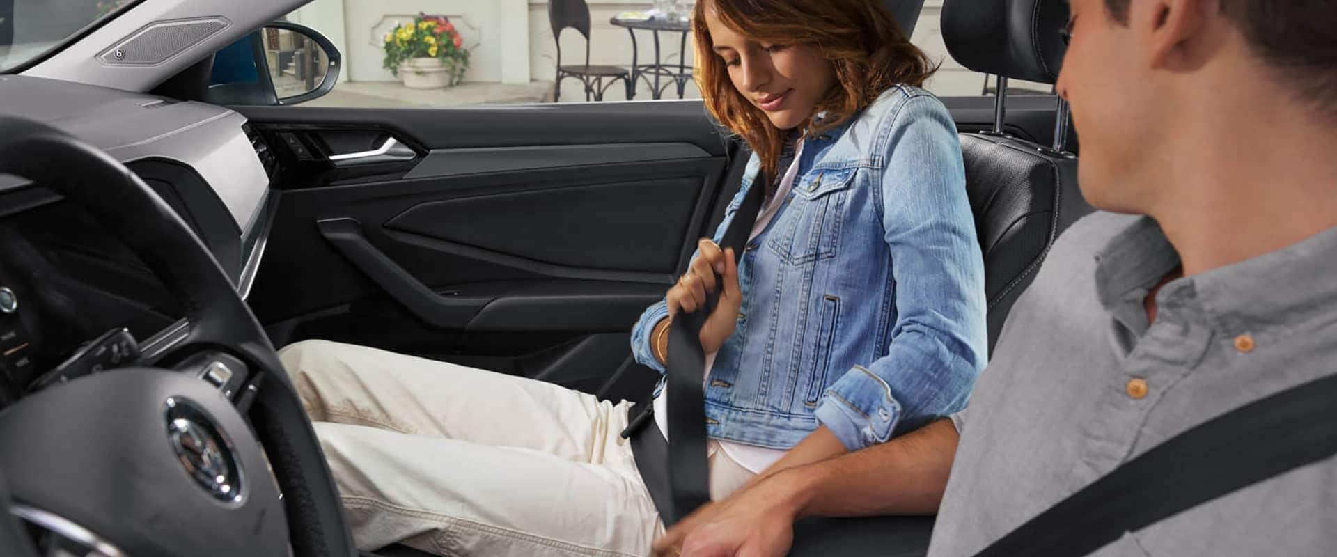 2019 VW Jetta Passengers