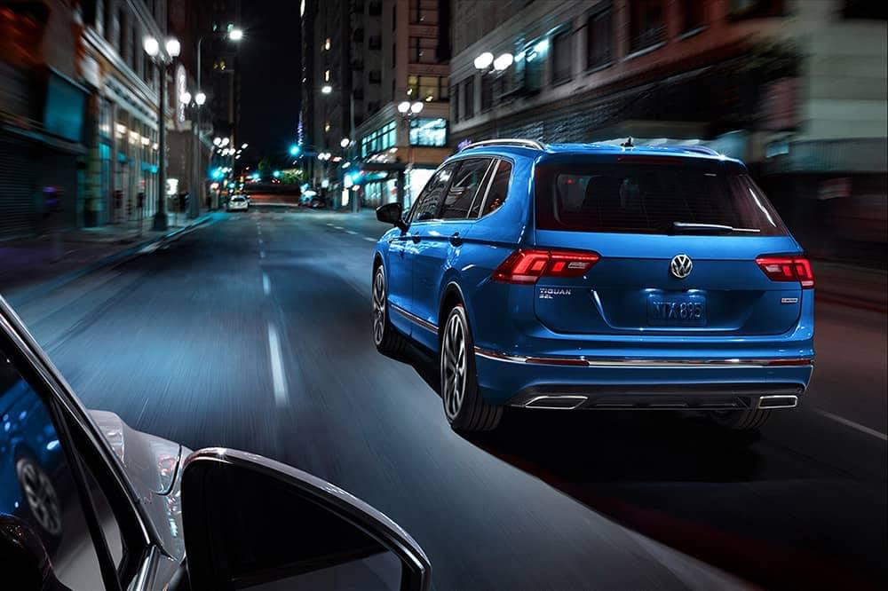 2020 VW Tiguan Rear
