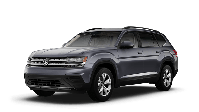 2020 VW Atlas Gray